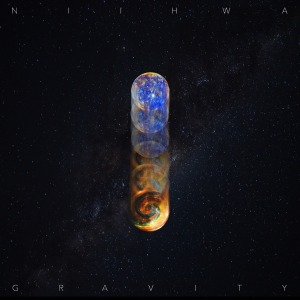 "Album art for Niihwa's album ""Gravity"""