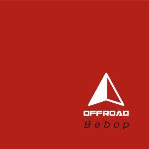 """Album art for Offroad's album """"Bebop"""""""