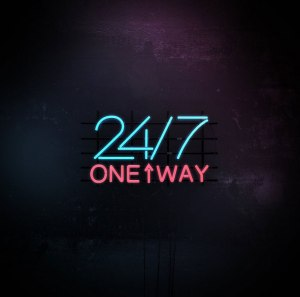 "Album art for One Way's album ""24/7"""