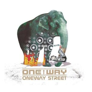 "Album art for One Way's album ""One Way Street"""