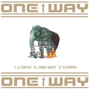 "Album art for One Way's album ""One Way"""