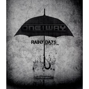 "Album art for One Way's album ""Rainy Day"""