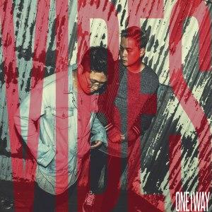 "Album art for Oneway's album ""Vibes"""