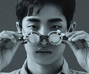 "Parc Jae Jung's promotional picture for ""Focus"""