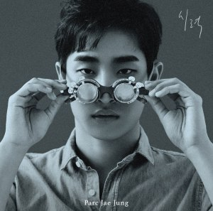 "Album art for Parc Jae Jung's album ""Focus"""