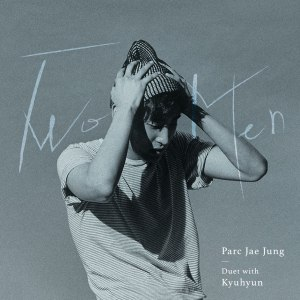 "Album art for Parc Jae Jung's album ""Two Men"""