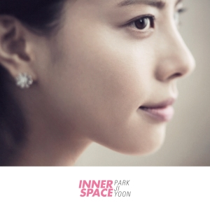 "Album art for Park Ji Yoon's album ""Inner Space"""