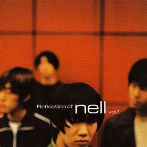 """Album art for Nell's album """"Reflection Of"""""""