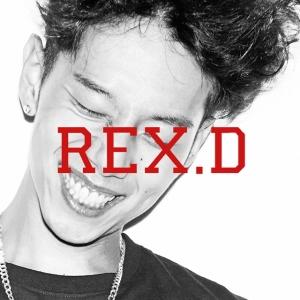 """Album art for REX.D's album """"Different"""""""