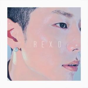 """Album art for Rex.D's album """"Uncomfortable"""""""