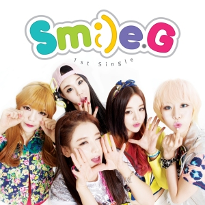 Album art for Smile.G's 1st Single album