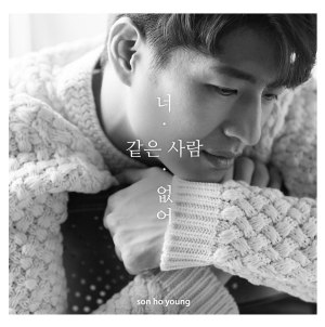 "Album art for Son Ho Young's album ""No One Like You"""