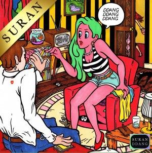 """Album art for Suran's album """"Daeng Daeng Daeng"""""""