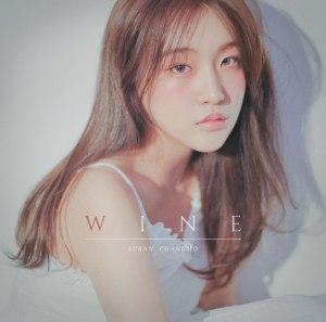 """Album art for Suran's album """"Wine"""""""