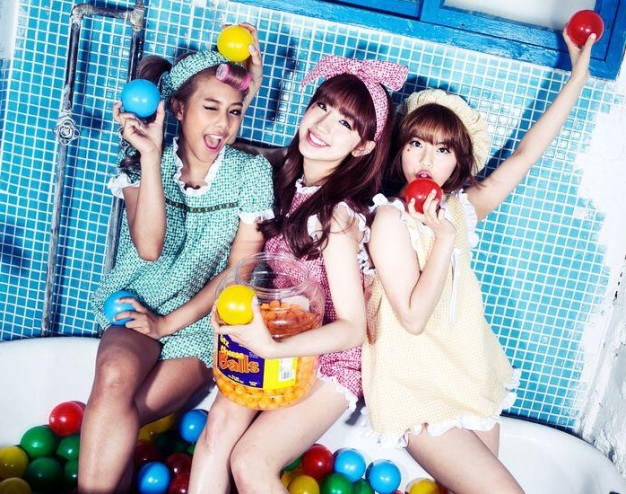 "Tiny-G's ""Ice Baby"" promotional picture."
