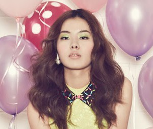 "Togeworl's Lim Kim ""Talk to Me"" promotional picture."