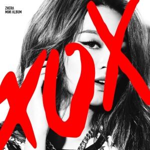 "Album art for Z.Hera's album ""XOX"""