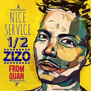 """Album art for Zizo's album """"Nice Service 1/2"""""""