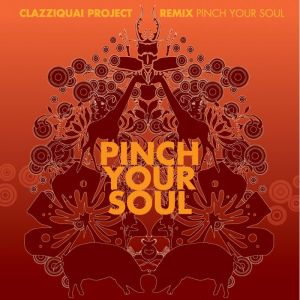 "Album art for Clazziquai Project's album ""2nd Remix: Pinch Your Soul"""