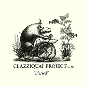 "Album art for Clazziquai Project's album ""Blessing"""