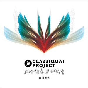 "Album art for Clazziquai Project's album ""Can't Go On My Own"""
