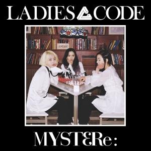 """Album art for Ladies' Code's album """"Myst3Re"""""""