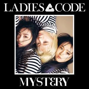 """Album art for Ladies' Code's album """"MYST3RY"""""""