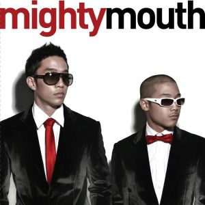 "Album art for Mighty Mouth's album ""I Love You"""