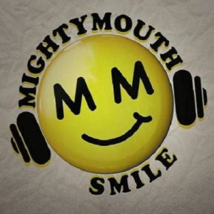 "Album art for Mighty Mouth's album ""Smile"""