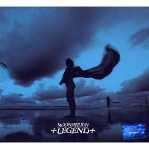 "Album art for Moon Hee Jun's album ""Legend"""