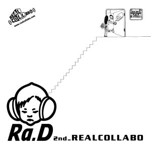 "Album art for Ra.D's album ""Realcollablo"""