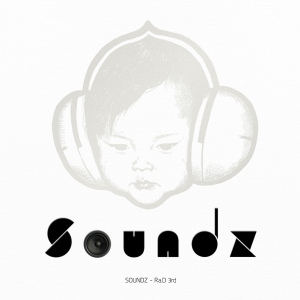 "Album art for Ra.D's album ""Soundz"""