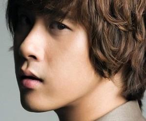 SG Wannabe's former member Dongha.