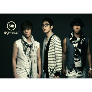 "Album art for SG Wannabe's album ""My Friend"""