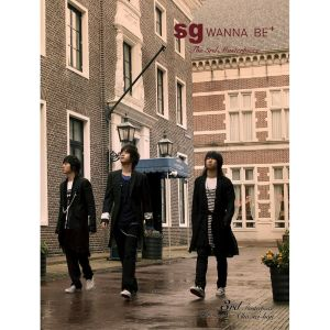 "Album art for SG Wannabe's album ""The 3rd Masterpiece"""