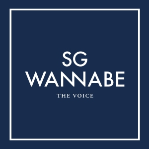 "Album art for SG Wannabe's album ""The Voice"""