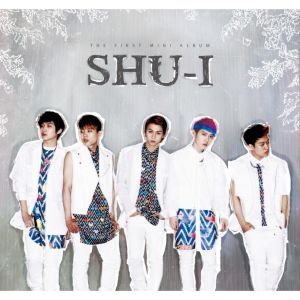 "Album art for SHU-I's album ""Don't Let It Get You Down"""