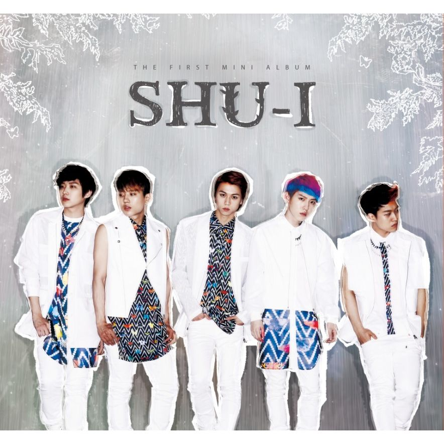 "Album art for SHU-I's album ""Don't Let It Get You Down"""
