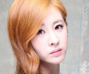 Sunny Day's former member Bi Chen.