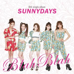 "Album art for Sunny Days's album ""Blah Blah"""