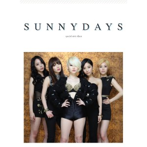 "Album art for Sunny Days's album ""I Must Be Crazy"""