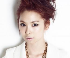 Sunny Day's former member Minji.