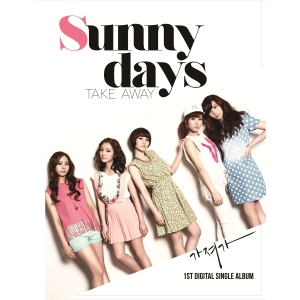 "Album art for Sunny Days's album ""Take Away"""