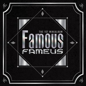 "Album art for FameUS's album ""Famous"""