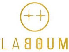 Znalezione obrazy dla zapytania Laboum logo