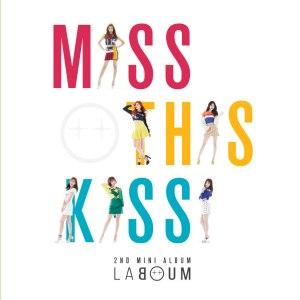 """Album art for LABOUM's album """"Miss This Kiss"""""""