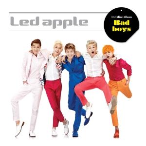 """Album art for LED Apple's album """"Bad Boys"""""""