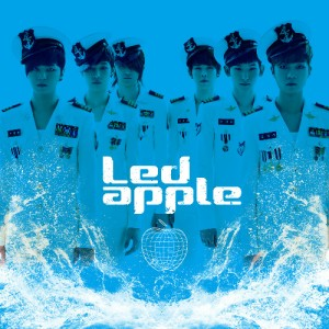 "Album art for LED Apple's album ""Run To You"""