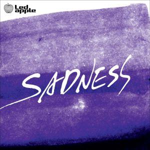 """Album art for LED Apple's album """"SADNESS"""""""