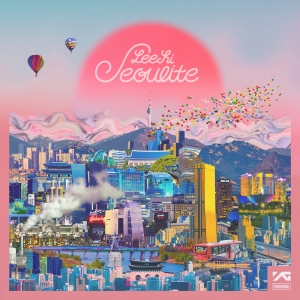 "Album art for Lee Hi's album ""Seoulite"""